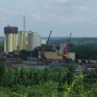 Port - Dunaújváros - Kikötő, Дунауйварош