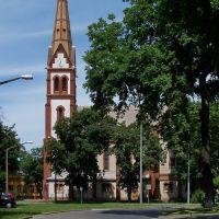 "Debrecen, Verestemplom - ""Nem hamvakat jelöl, De tetteket beszél"", Дебрецен"
