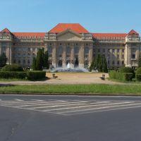 Debrecen, Egyetem, Дебрецен
