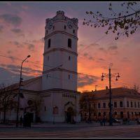 Csonka templom,  Piac utca, Дебрецен
