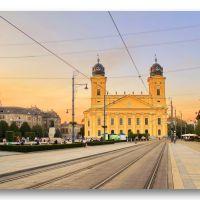 Debrecen ---- Református Nagytemplom, Дебрецен