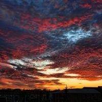Vörös naplemente, Дебрецен