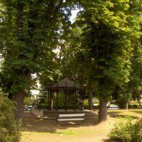 Heves, Parkrészlet 2010, Гионгиос