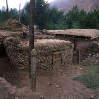 Old part of Gishkhun, Ванч