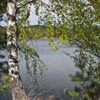 Lac de Miel (Corrèze), Рушан