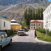 Хорог, Таджикистан, июнь 2014 / Khorugh, Tajikistan, jun 2014 www.abcountries.com, Хорог