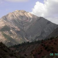 Pamir Mountains, Хорог