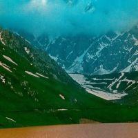 озеро Кызылкуль, Шазуд