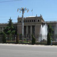 President Palace. Dushanbe, Дангара