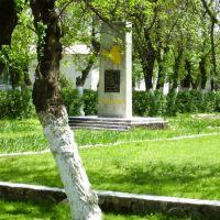 В Память о воинах-афганцах, Куляб