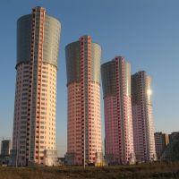4 new houses 1, Лениградский