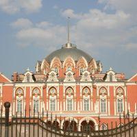 путевой Петровский дворец, Лениградский