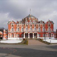 Петровский Путевой дворец 1776-1796 Moscow, Лениградский