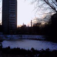 пруд, Лениградский