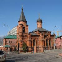 St.Mitrofanyi church, Лениградский