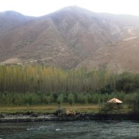 Chaman e Khusdeh Farkhar, Пархар
