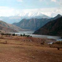 долина Обихонгоу у Чильдары, Советский