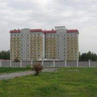 Russian embassy. Dushanbe, Tajikistan, Советский