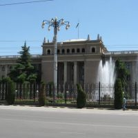President Palace. Dushanbe, Советский