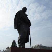 Ayni Statue, Dushanbe, Tajikistan, Советский
