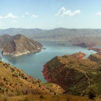 Nurek panorama, Советский