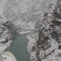 Panj River, Badakhshan, Afghanistan-Tajikistan Border, Советский