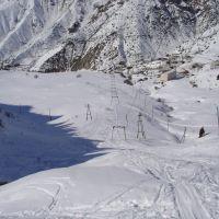 Takob - Ski au Tadjikistan, Советский