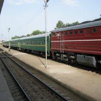 dushambe - Gare, Советский