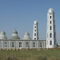 Mosque Mullo Umar in Kolkhozabad, Колхозабад