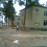 корпус школы, Колхозабад