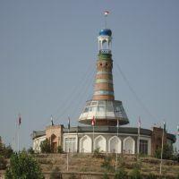 Khonum museum, Курган-Тюбе