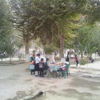 Mittelschule in Kurgan-Tyube, Курган-Тюбе