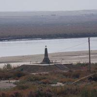 Памятник Советским Пограничникам на Нижнем Пяндже, Нижний Пяндж