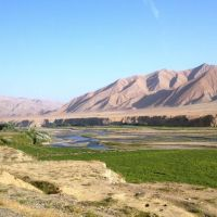 Khanabad - Taleqan Road, Afghanistan, Пяндж