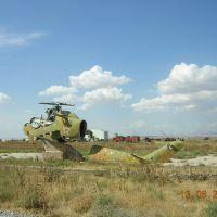 Kunduz - soviet helicopter, Пяндж