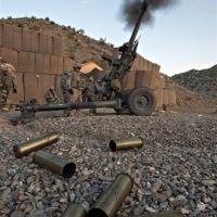americanos abriendo fuego, Пяндж