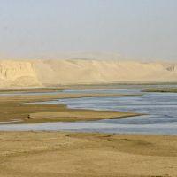 Kunduz river, Пяндж