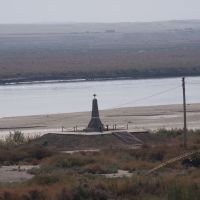 Памятник Советским Пограничникам на Нижнем Пяндже, Пяндж