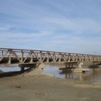 Konduz River Bridge, Пяндж
