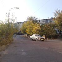 Road to #17 - Дорожка к д.17, Худжанд