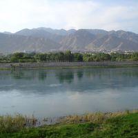 Syr Darya River, Худжанд