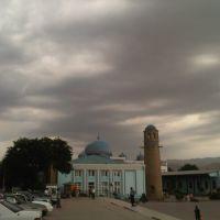 Mosque near Panjshanbe Market, Khujand - Мечеть возле рынка Панджшанбе, Худжанд, Худжанд