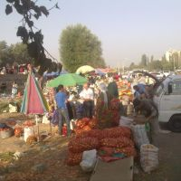 Восточный базар, Айни