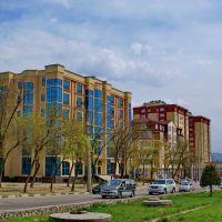Душанбе . Апрель 2012, Айни
