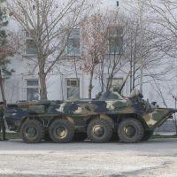 BTR-80, Айни