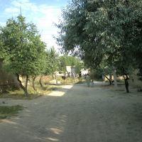 улица Усмонов Саидмурод, Ганчи