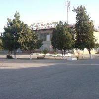 Building for a wedding(Sadaf)  Firuz Agolikov, Ганчи