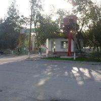 farm near the central stadium    Firuz Agolikov, Ганчи
