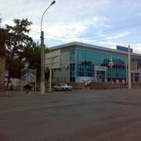 "Orienbank office - Офис ""Ориенбанка"", Зафарабад"