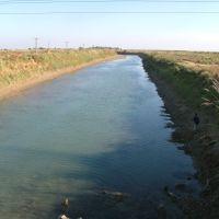Канал имени Кирова, Зафарабад